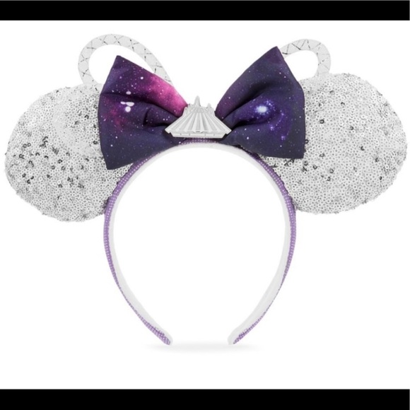 NWT Minnie Mouse: The Main Attraction Ears 1-9